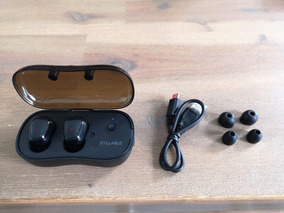 Fone True Wireless Bluetooth Syllable D900p - Retire Mãos