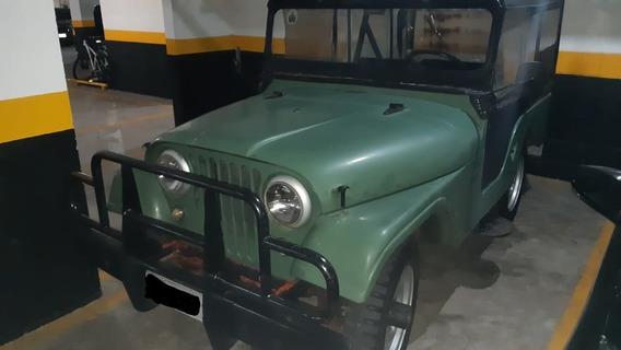 Jeep Original 3º Dono