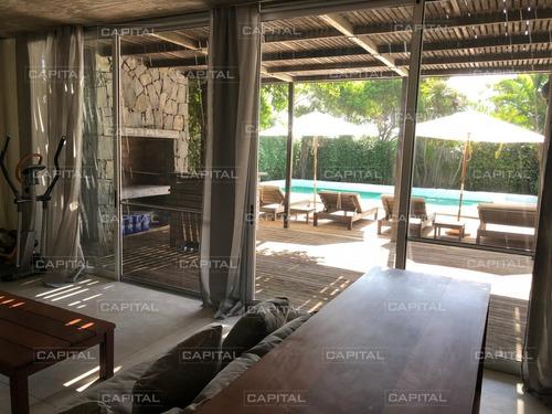 Excelente Casa En Venta En Playa Bikini Manantiales- Ref: 27735