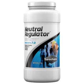 Tamponador Neutral Regulator 500g Seachem P Peixe Ph Neutro
