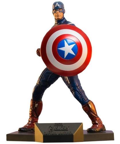 Imagem 1 de 2 de Capitão America - Iron Studios - Escala 1:10