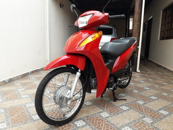 Honda Biz 2014 100cc Partida Pedal