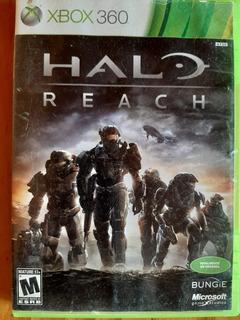 Halo Reach Xbox 360 Físico Original