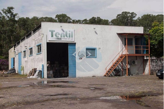 Barracão Comercial À Venda, Capela Velha, Araucária. - Ba0002
