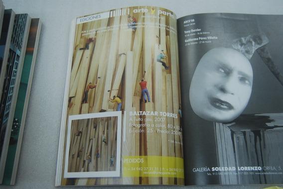 Arte Y Parte Revista De Arte