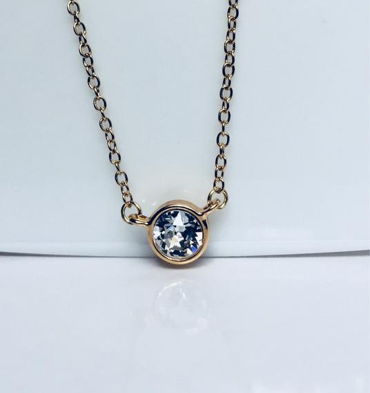 Collar Cristal Swarovski Elements