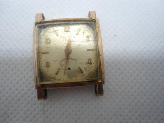 Relógio Lincoln Esta Parado Para Colecionador