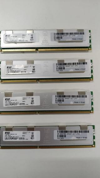 Memória Smart 4gb Ddr3 M393b5170fh0 C/ Dissipador