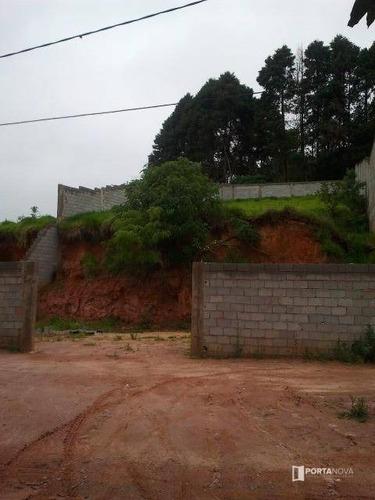 Terreno À Venda, 558 M² Por R$ 230.000,00 - Jardim Pinheirinho - Embu Das Artes/sp - Te0069
