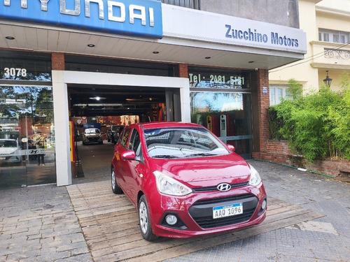 Hyundai Grand I10 1.25 Gls 2016 | Zucchino Motors