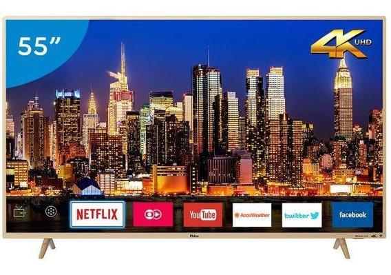 Smart Tv 4k Led 55 Philco Ptv55f61snc-wi-fi Conversor