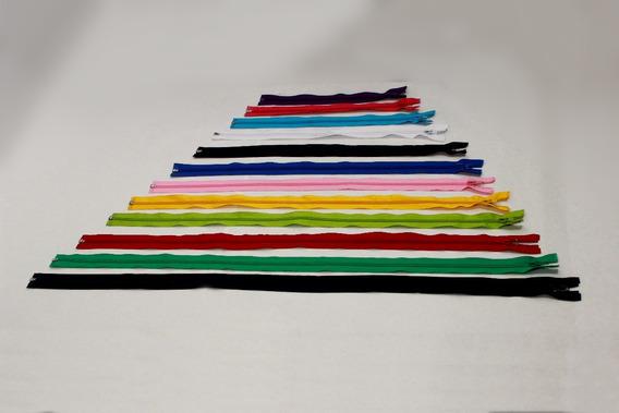 Cierres Desmontables De Nylon De 75cm X 100 Unidades