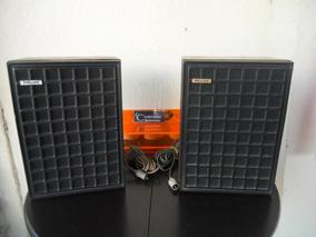 Par Antigas Caixas De Som Philips Anos 70 ( Funcionando )