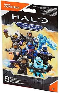 Halo Mega Construx Micro Action Figures Maverick Series Cnc8