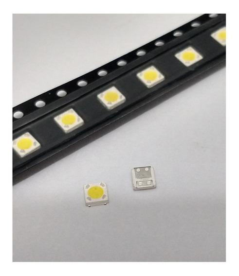 Led Smd Tv 3735 3535 3v 1w Lumens P/ Linha Fh Samsung 200pcs