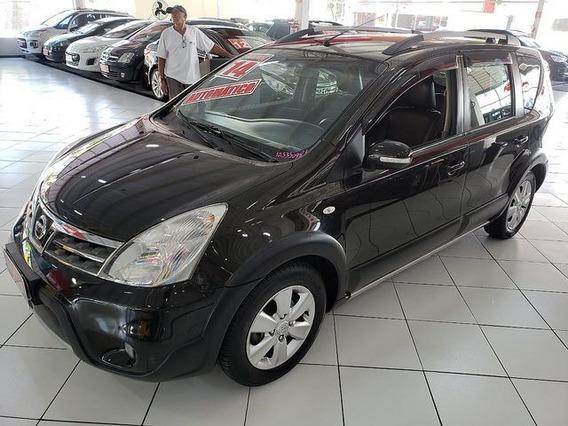 Nissan Livina 1.8 Sl X-gear 16v 2014
