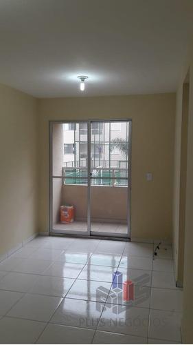 Apartamento Para Aluguel Em Vila Sao Pedro - Ap008147