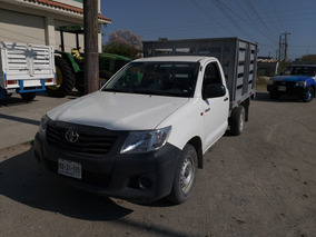 Toyota Hilux Pick Up Chasis Cab