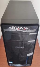 Pc Megaware 4gb Ram Geforce 8400gs 256mb Windows 10 Home Sl