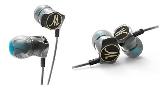 Fone In Ear Metal Bass Alta Impedância Edição Limitada