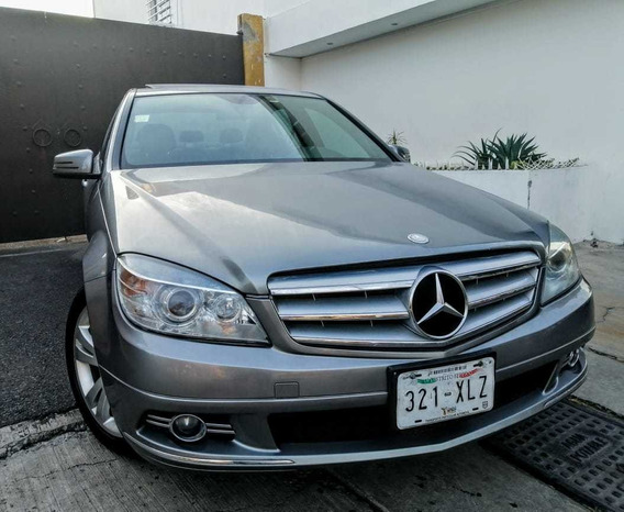 Mercedes-benz Clase C C200 Sport Turbo