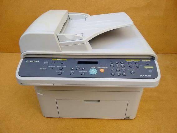 Multifuncional Samsung Scx-4521f, Funcionando