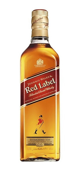 Whisky Johnnie Walker Red Label 1 Litro