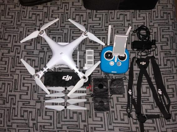Vendo Drone Phantom 3 Advanced Semi-novo!!