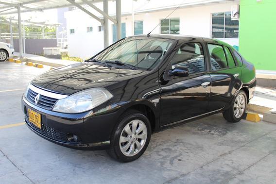Renault Symbol Ii Version Luxe 2010 Negro