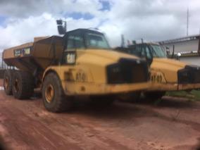 Caminhões Articulados Caterpillar 740b 2012 12.000hs