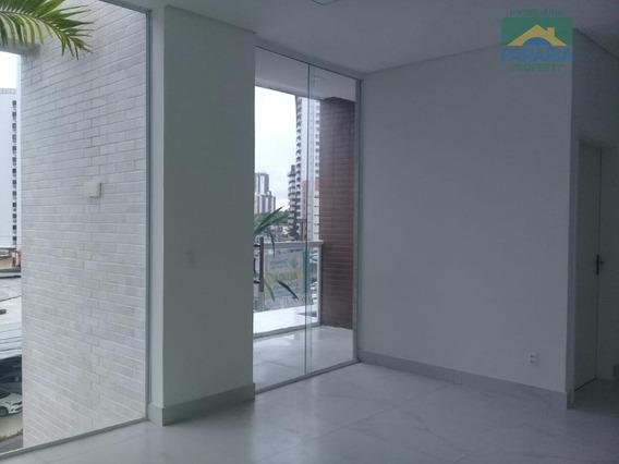 Sala Comercial Para Locação - Tambaú - João Pessoa - Pb - Sa0074