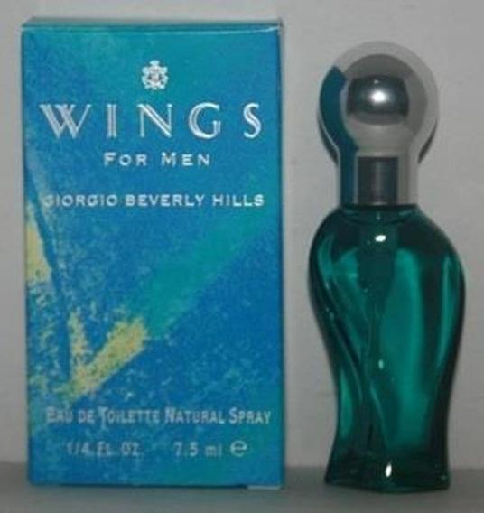 Miniatura De Perfume: Beverly Hills - Wings For Men - 7,5 Ml
