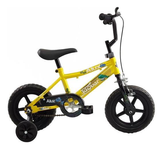 Bicicleta Para Niño Rodada 12 Llantas Entrenadoras