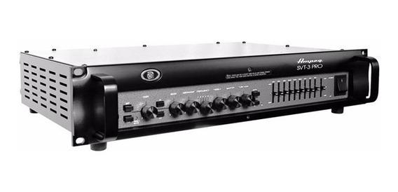 Cabeçote Ampeg Svt3 Pro Para Baixo - Svt3 Pro | Nfe