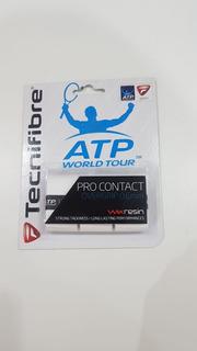 Cubre Grip Tecnifibre Atp Pro Contact Blancos