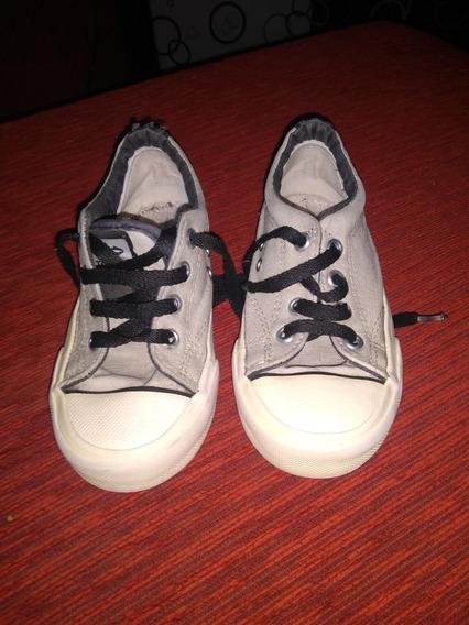Zapatillas Topper Infantil Lona Descuento 20%