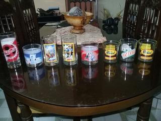 Vasos De Coleccion De Gaseosas