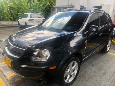 Chevrolet Captiva Sport At 5p Fwd Platinum