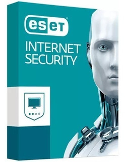 Nod32 Antivirus Eset Internet Security 12® 2019 - 3pc X 1año