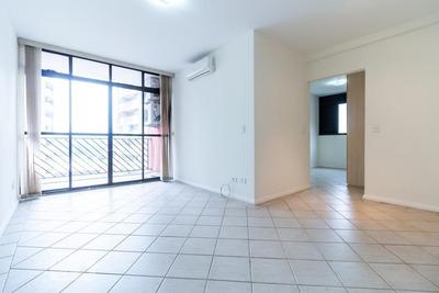 Apartamento No 8º Andar Com 2 Dormitórios E 2 Garagens - Id: 892932395 - 232395