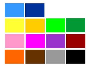Resma De Cartulina Carta De Colores