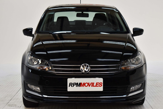 Volkswagen Polo 1.6 Msi Trendline 2017 Rpm Moviles