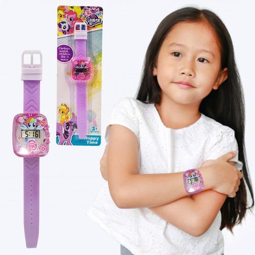 My Little Pony Reloj Digital Juguete Didactico Jugueteria