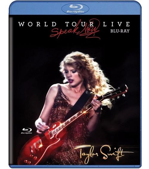 Blu-ray Taylor Swift Speak Now World Tour Live - Original