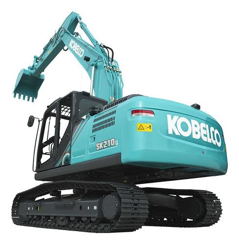 Excavadora Kobelco Sk-210 Construcción Forestal Japón