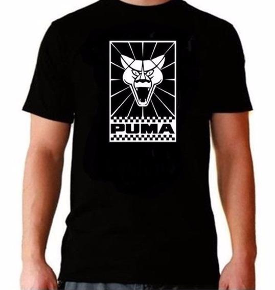 Carro Puma Camiseta Camisa Blusa Clube