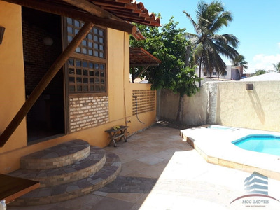 Casa A Venda Em Barra Do Cunhaú