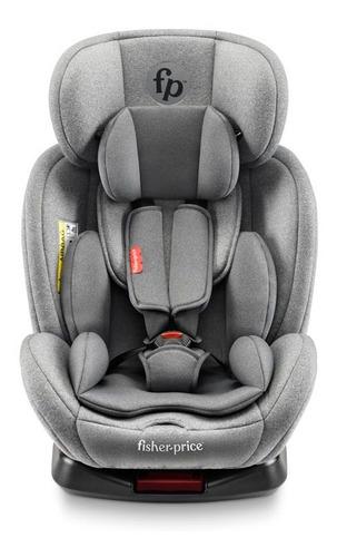 Cadeira Para Auto Snugfix 360º Rotacional Cinza-fisher Price