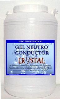 Gel Neutro Electrodos,ultrasonidos 5 Kg.