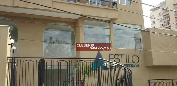 Apartamento Estilo Alavanca Residencial. - Ap0129